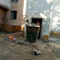 Уборка мусороприемников