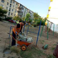 Ежедневная уборка придомовых территорий
